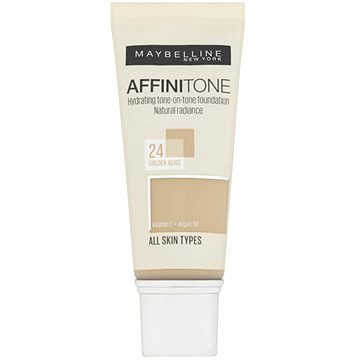 Make-up MAYBELLINE NEW YORK Affinitone 24 Golden Beige 30 ml (3600530427505)