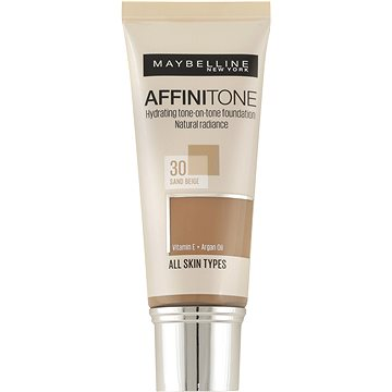Make-up MAYBELLINE NEW YORK Affinitone 30 Sand Beige 30 ml (3600530462797)