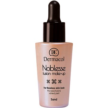 Make-up DERMACOL Noblesse fusion make-up č.3 Sand (85959545)