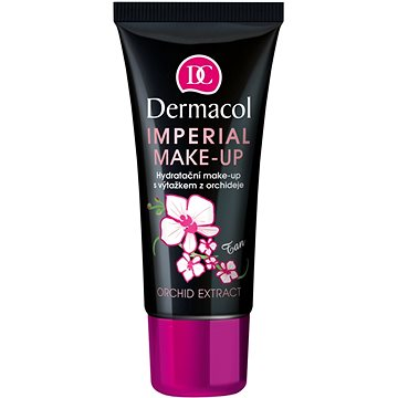 Make up DERMACOL Imperial make up č. 4 tan 30 ml (85953451)