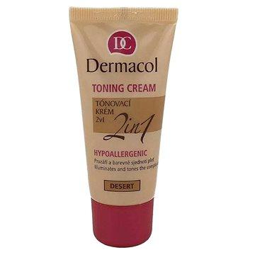 Make up DERMACOL Toning Cream - Desert 30 ml (85952539)