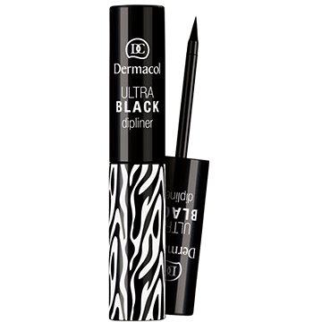 Oční linky DERMACOL Ultra Black Dipliner - Black Sensation 2,8 ml (85954069)