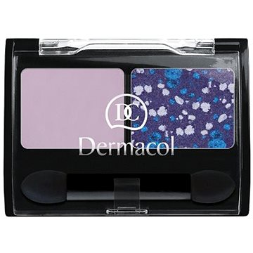 DERMACOL Duo Eye Shadow č. 2 2 × 1,5 g (8595003109741)