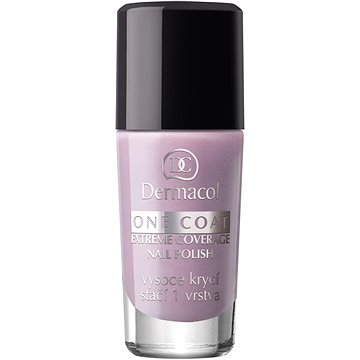 Lak na nehty DERMACOL One Coat - Extreme Coverage Nail Polish 104 10 ml (85952935)