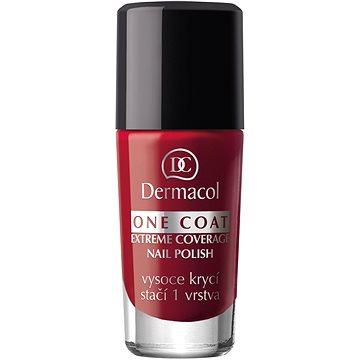 Lak na nehty DERMACOL One Coat - Extreme Coverage Nail Polish 118 10 ml (85953079)