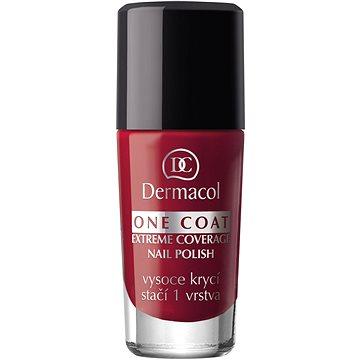 Lak na nehty DERMACOL One Coat - Extreme Coverage Nail Polish 120 10 ml (85953093)