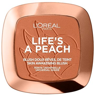 ĽORÉAL PARIS Wake Up & Glow Life's a Peach 9 g (3600523560813)