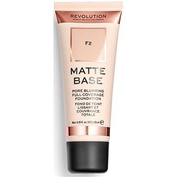REVOLUTION Matte Base F2 28 ml (5057566066402)