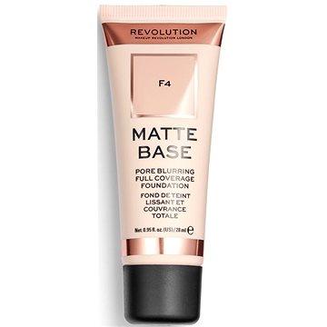 REVOLUTION Matte Base F4 28 ml (5057566066600)