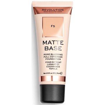 REVOLUTION Matte Base F5 28 ml (5057566066709)