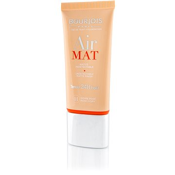 BOURJOIS Air MAT 24H Foundation 01 Rose Ivory 30 ml (3052503155104)