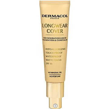 DERMACOL Longwear Cover Make-Up No.03 (85968660)