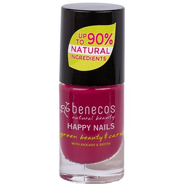 BENECOS Happy Nails Green Beauty & Care Wild Orchid 5 ml (4260198090467)