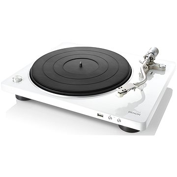 DENON DP-450 USB White (DP450USBW)