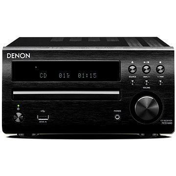 DENON RCD-M40 černý (RCD-M40 Black)