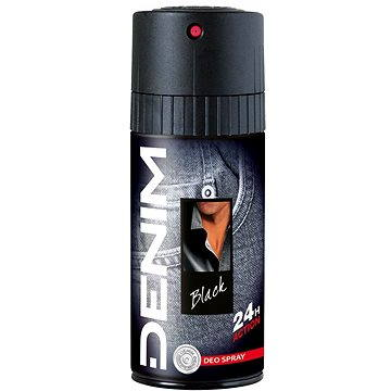 DENIM Black 150 ml (8008970004242)