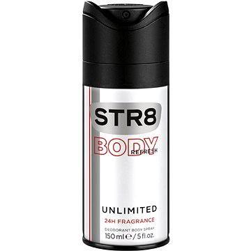 Pánský deodorant STR8 Unlimited 150 ml (5201314048831)