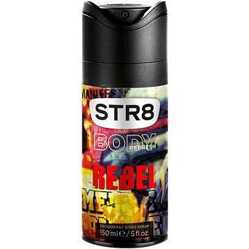 Pánský deodorant STR8 Rebel 150 ml (5201314048879)