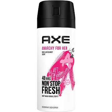 Dámský deodorant AXE Anarchy For Her 150 ml (8712561249232)