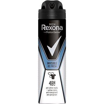 Pánský antiperspirant REXONA Men Invisible Ice 150 ml (8717644644362)