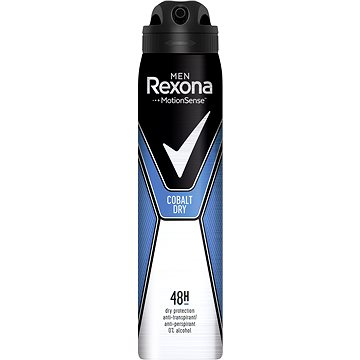 REXONA Men Cobalt Dry 250 ml (8717644331903)