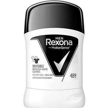 REXONA Men Invisible Black+White 50 ml (96097335)