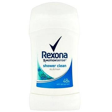 Dámský antiperspirant REXONA Dry&Fresh Shower Clean 40 ml (96009628)