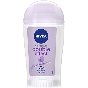 Dámský antiperspirant NIVEA Double Effect Violet Senses 40 ml (42240365)