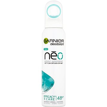 Dámský antiperspirant GARNIER Neo Shower Clean 150 ml (3600541897052)
