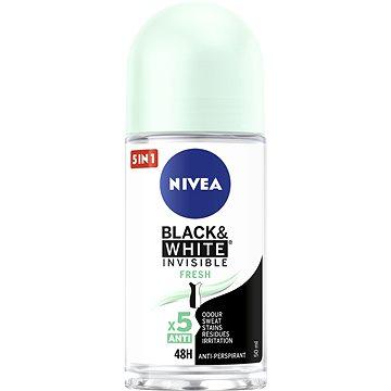 Dámský antiperspirant NIVEA Kuličkový Black&White Fresh 50 ml (42316756)