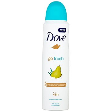 Dámský deodorant DOVE Peer and Aloe Vera 150 ml (8710908559235)