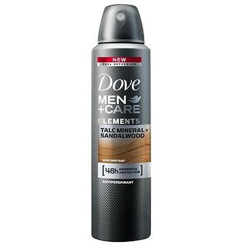 DOVE Men+Care Talc Minerals & Sandalwood 150 ml (8710908554094)