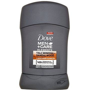 DOVE Men+Care Talc Mineral & Sandalwood 50 ml (96136874)