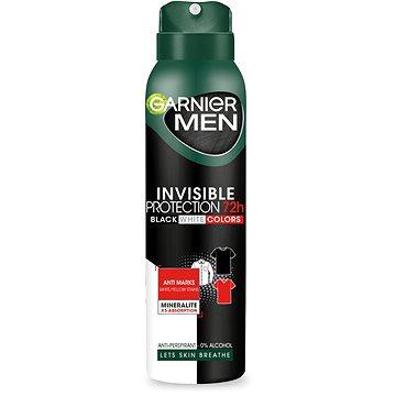 Pánský antiperspirant GARNIER Mineral Men Invisible 150 ml (3600541151543)
