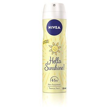 Dámský antiperspirant NIVEA Hello Sunshine! 150 ml (4005900423443)