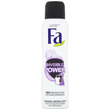Antiperspirant FA Invisible Power Soft Freshness 150 ml (9000100806589)