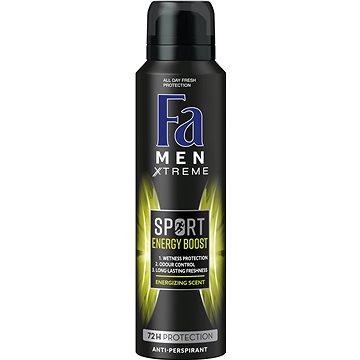Pánský antiperspirant FA Men Sport Double Power 150 ml (9000100736763)