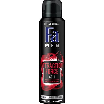 Pánský deodorant FA Men Attraction Force 150 ml (9000100798655)