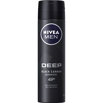 NIVEA MEN Deep Dry & Clean Feel 150 ml (9005800297354)