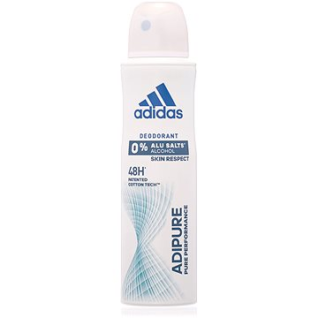 ADIDAS Women AdiPure Deo Spray 150 ml (3614223736737)