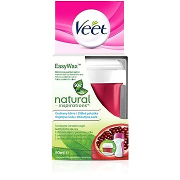 VEET EasyWax Natural Inspirations 50 ml (5997321771281)