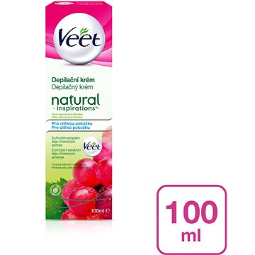 VEET Natural Inspirations 100 ml (5997321770802)