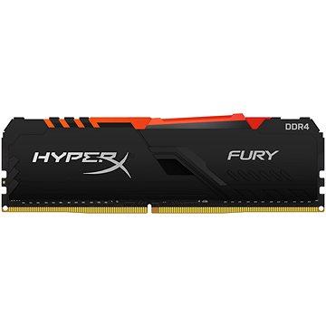 HyperX 16GB DDR4 3200MHz CL16 FURY RGB series (HX432C16FB4A/16)