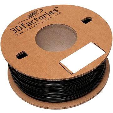 3D Factories ABS PrintPlus Černá 1.75mm 5m (3D0087)