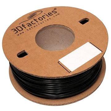 3D Factories PLA PrintPlus Černá 1.75mm 5m (3D0079)