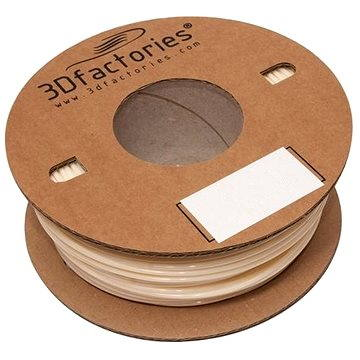 3D Factories PLA PrintPlus Natural 1.75mm 5m (3D0085)