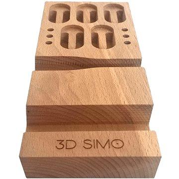 3DSimo Dřevěný stojánek (G3D2004)