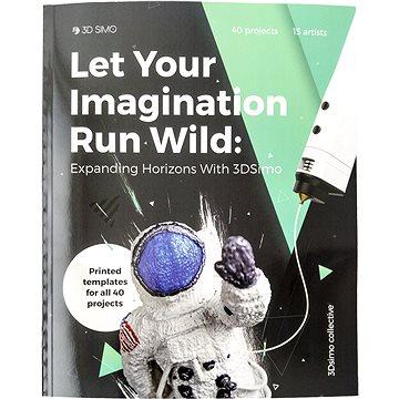 3DSimo Book (anglicky) + brožura se šablonami (G3D2006)