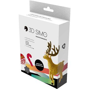 3DSimo Vánoční kreativní box (G3D2011)