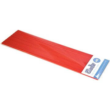 3Doodler ABS Plastic Filament Strands Riding Hood Red (AB04-HOOD)